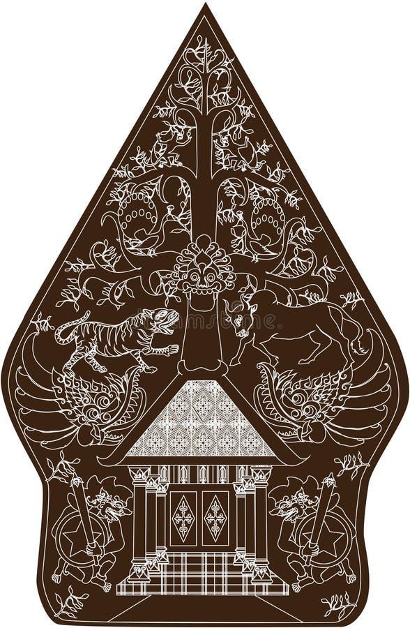 gunungan wayang stock illustrations 23 gunungan wayang stock illustrations vectors clipart dreamstime gunungan wayang stock illustrations