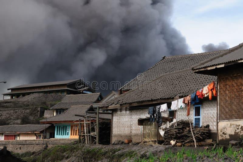 gunungindonesia för bromo östlig jawa royaltyfria foton
