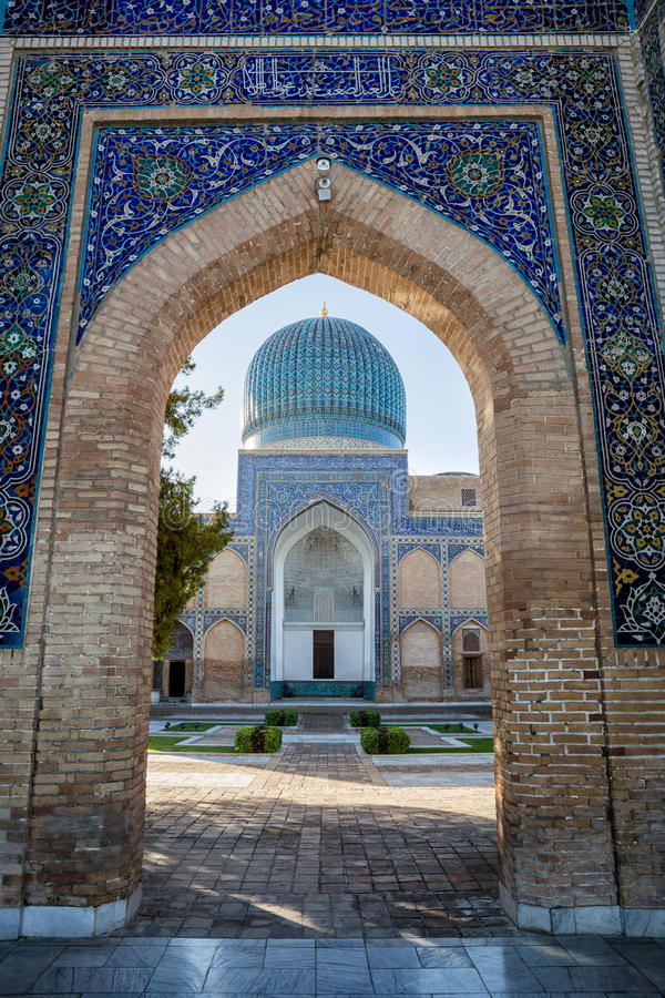 Guri Amir imagen de archivo libre de regalías