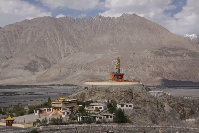 Guru Rimpoche foto de archivo libre de regalías