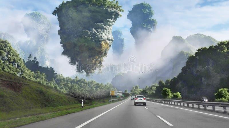 Gurun Pandora, Kedah fotos de archivo