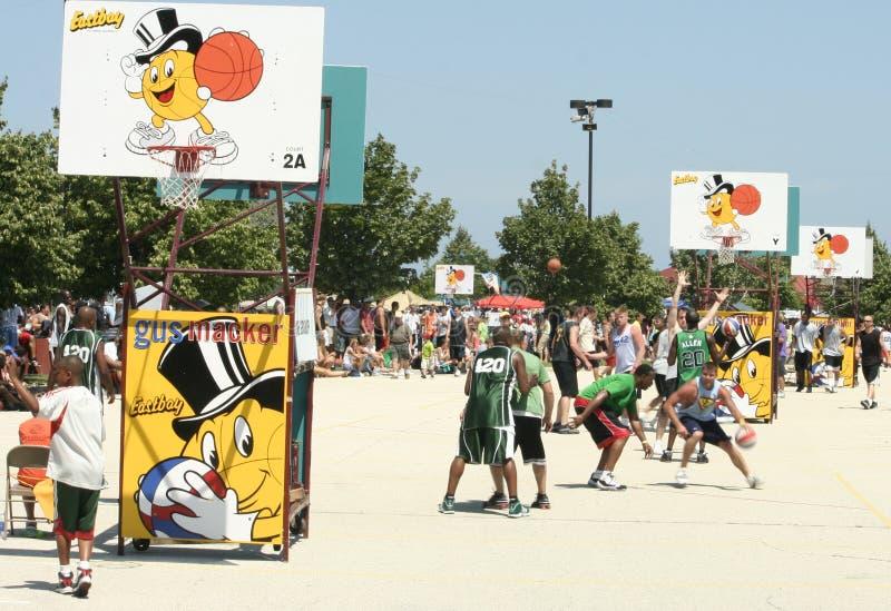Download Gus Macker Tournament editorial photo. Image of popular - 25500061
