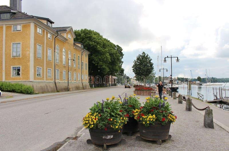 Gustavsberg lizenzfreies stockbild