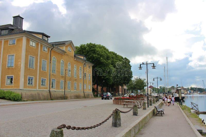 Gustavsberg stockfotografie