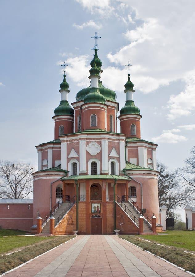 Download Gustynsky Monastery stock image. Image of landmark, christian - 19339279