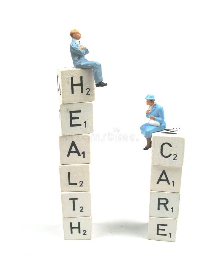 Gute Gesundheitspflege stockfoto