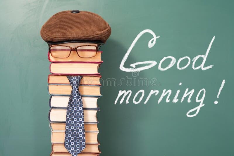 Guten Morgen! stockfotos