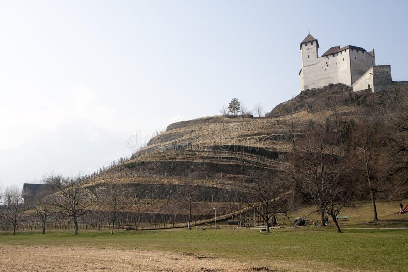 gutenberg замока стоковое фото rf
