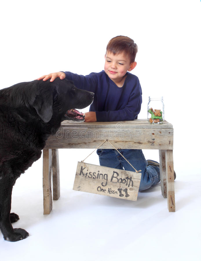 Guter Hund! lizenzfreie stockfotografie