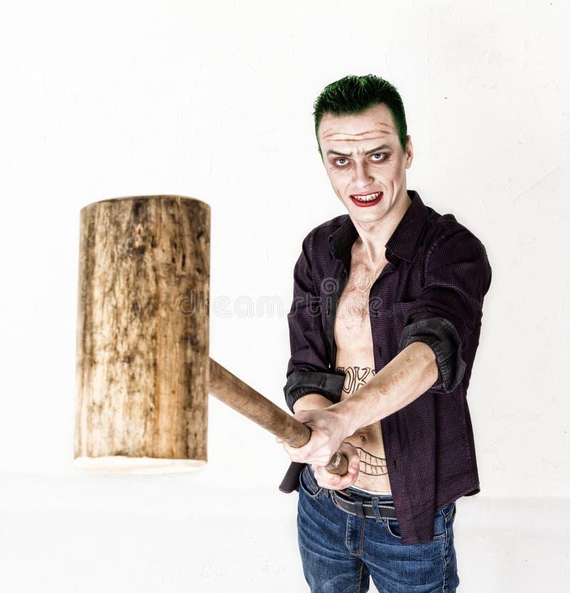 Welp Joker Face Stock Images - Download 3,300 Royalty Free Photos LN-18