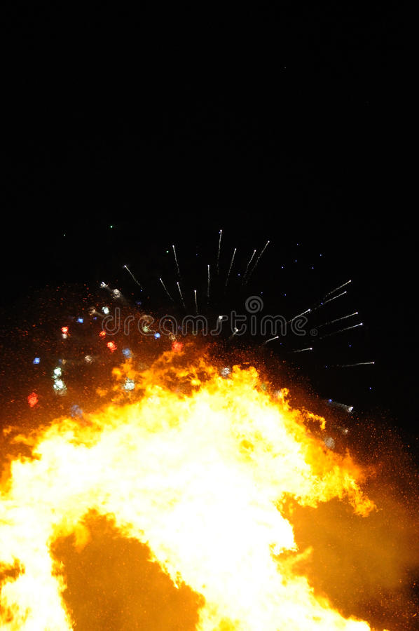 Download Guy Fawkes Night stock image. Image of flame, november - 16905447