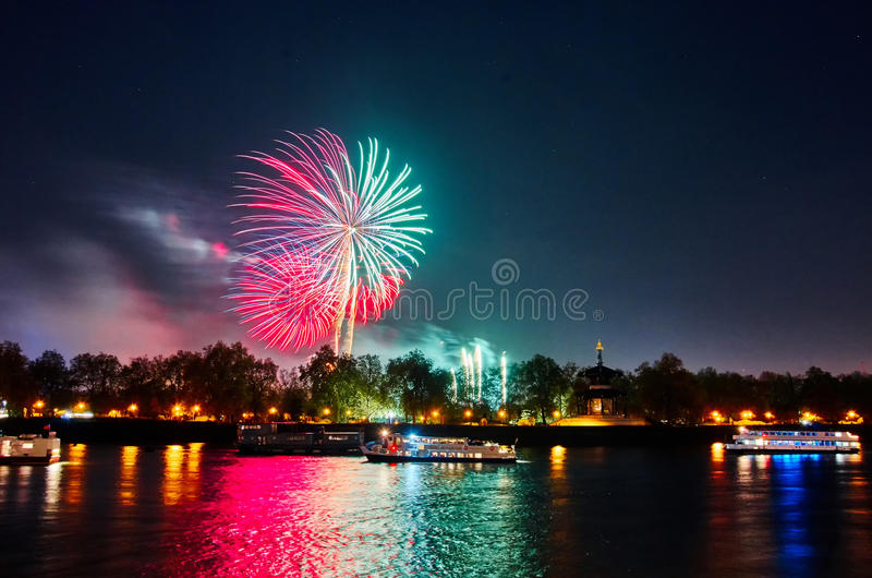 Guy Fawkes Night images libres de droits