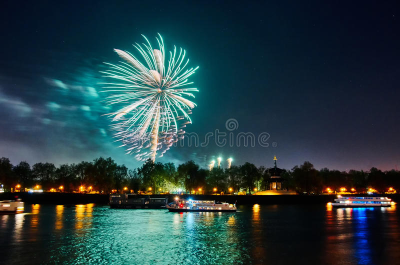 Guy Fawkes Night photographie stock