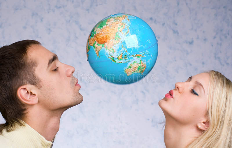 Download The Guy And The Girl Stock Images - Image: 2314204