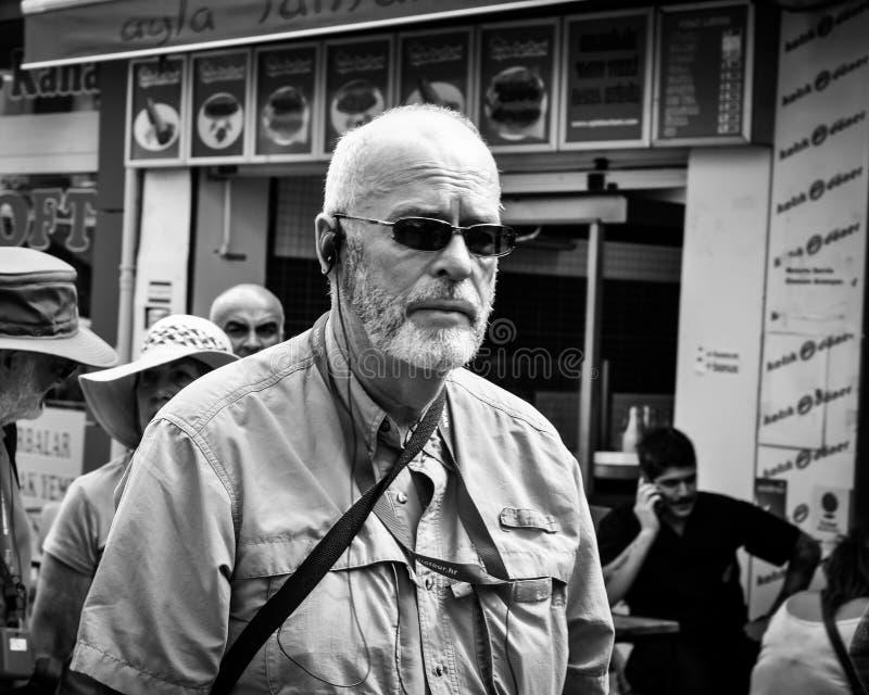Guy In Hippodrome de regard frais de Constantinople images stock