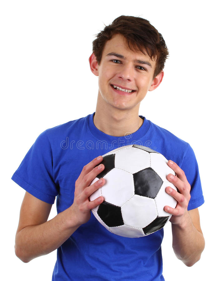 Download A guy holding a football stock photo. Image of football - 22584552