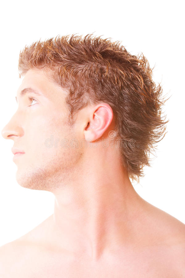 Guy sideview