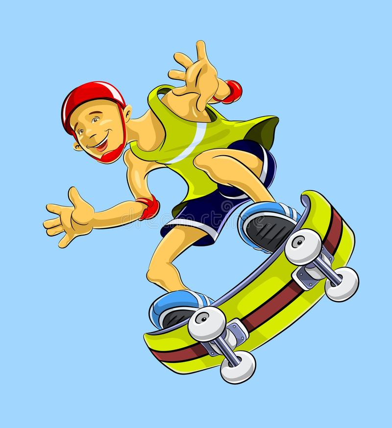 Download Guy On Skate Royalty Free Stock Photos - Image: 16067918