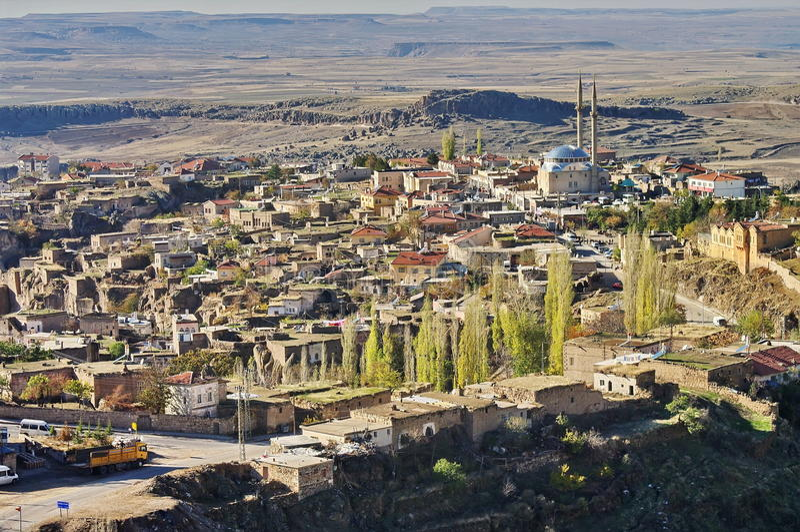Guzelyurt, Turquie image libre de droits