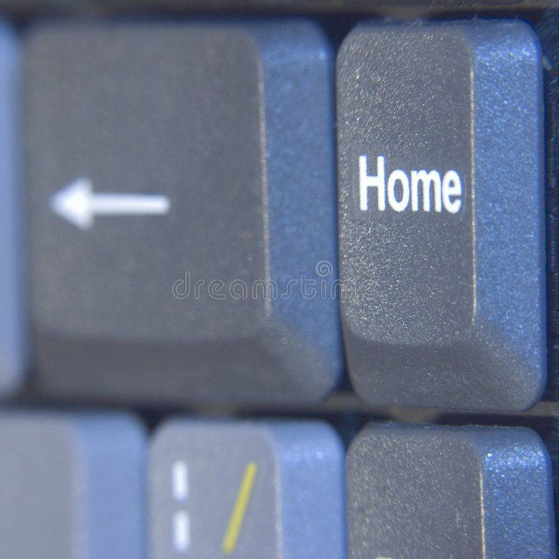 guzik do domu zdjęcie royalty free