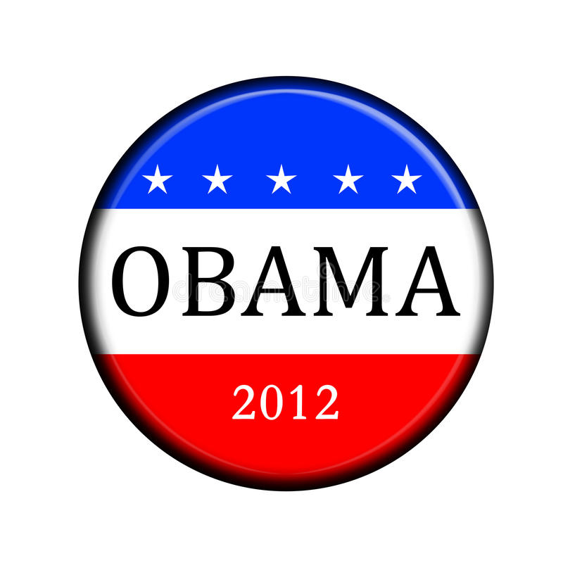guzika obama głosowanie ilustracji