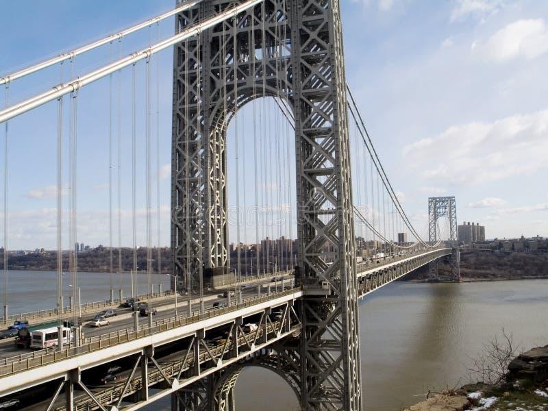 GW Bridge View stock photography