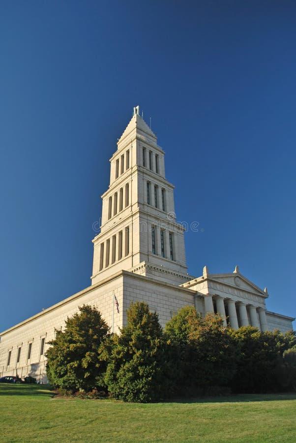 GW Masonic Memorial(1), Alexandria, VA stock photo