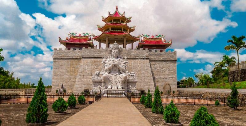 Gwan Yin Statue fotografia stock libera da diritti
