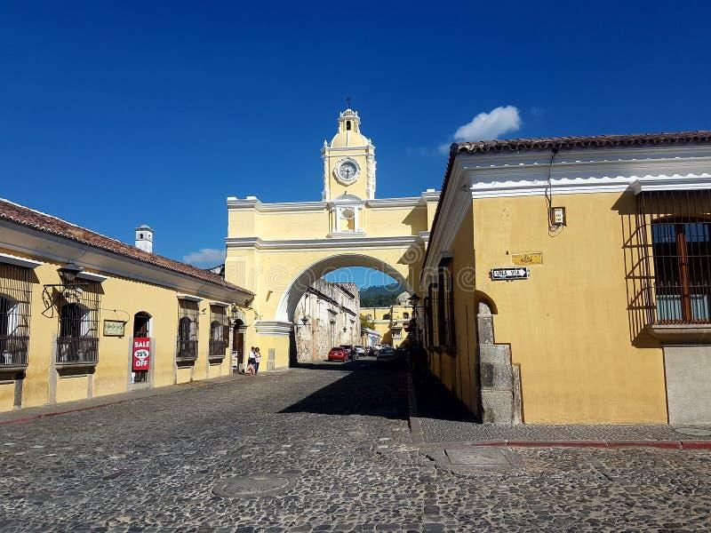 Gwatemala Antigua fotografia stock