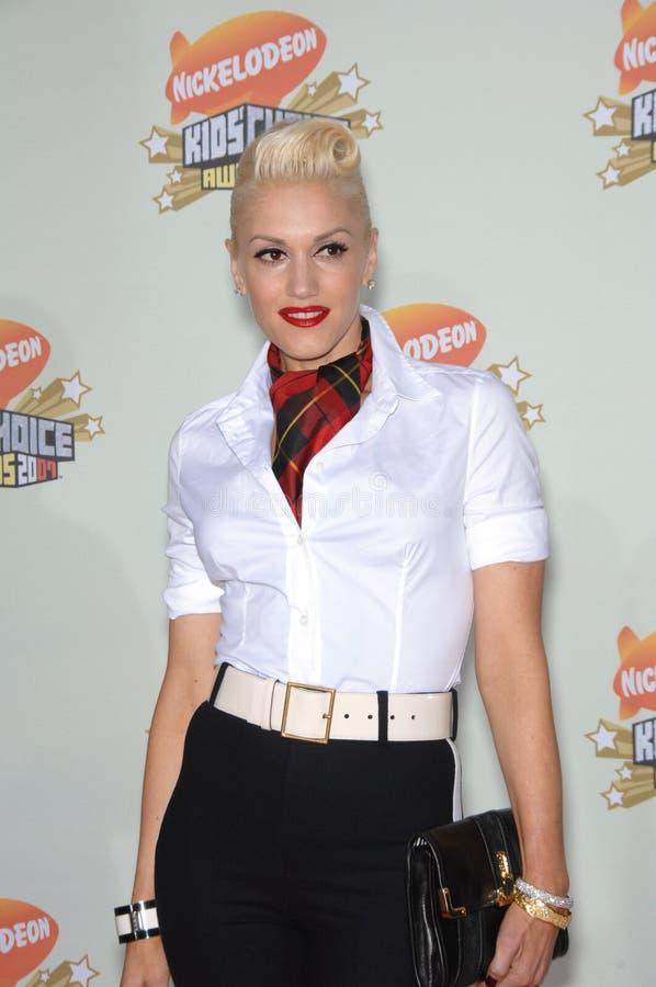 Gwen Stefani fotos de stock