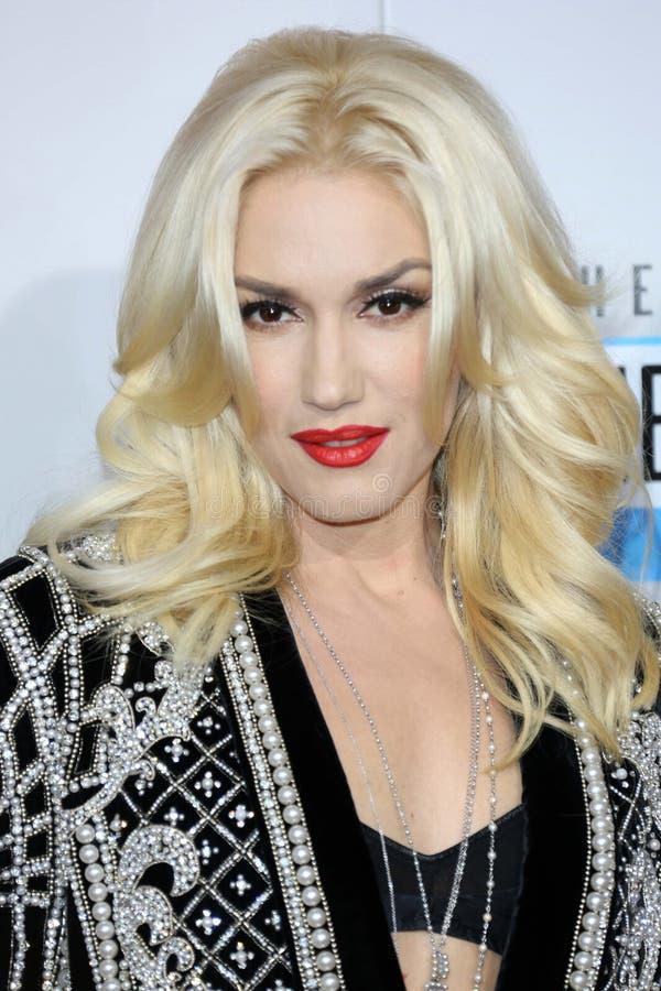 Gwen Stefani royalty-vrije stock afbeelding