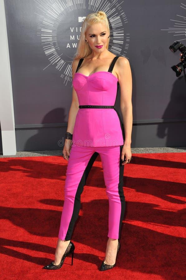 Gwen Stefani stock foto
