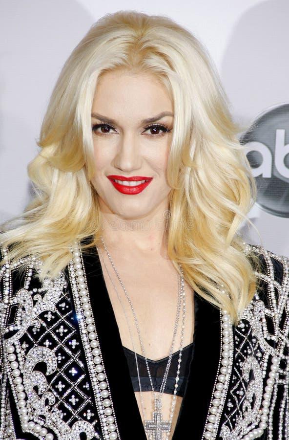 Gwen Stefani imagen de archivo libre de regalías