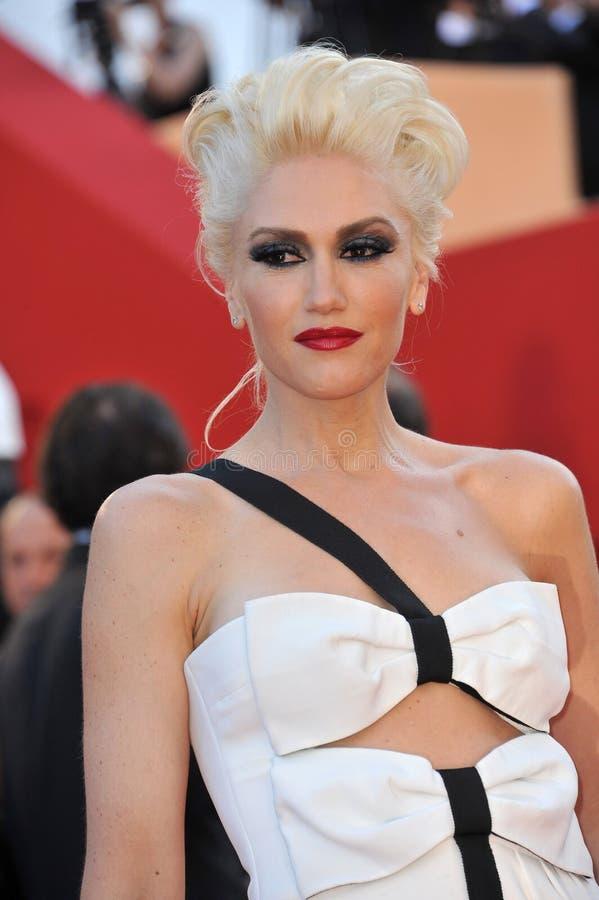 Gwen Stefani royalty-vrije stock fotografie
