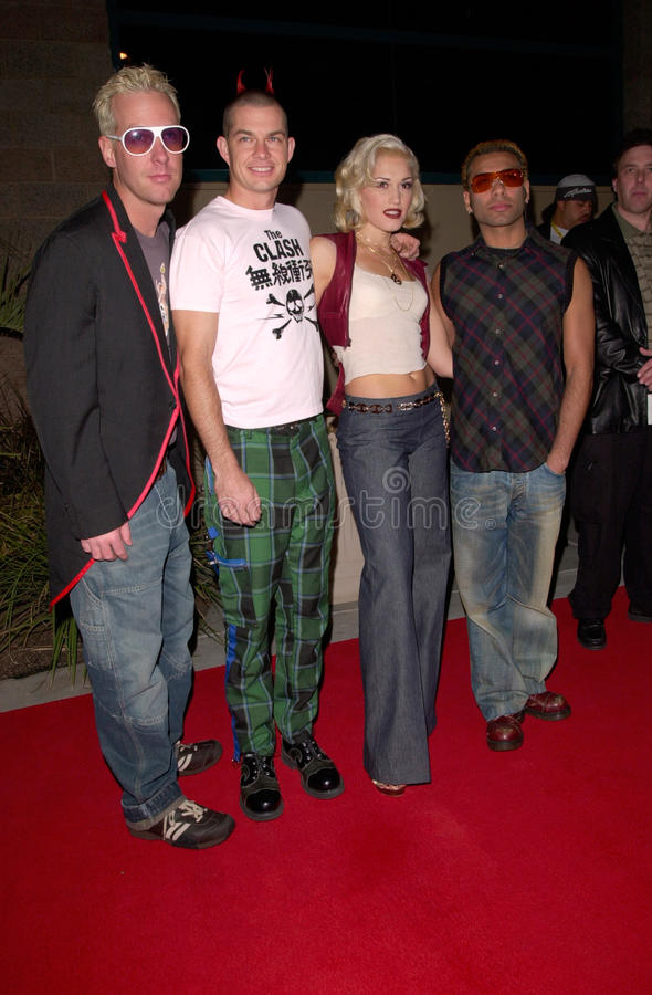 Download Gwen Stefani,No Doubt editorial image. Image of smith - 36734960