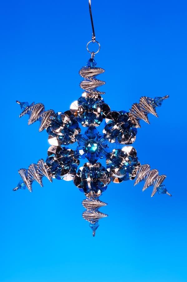 gwiazda ornament obraz royalty free