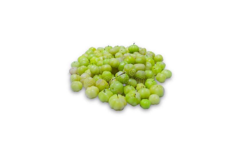 Gwiazdowy agrest Owoc z wysoką witaminy C zawartością fotografia stock