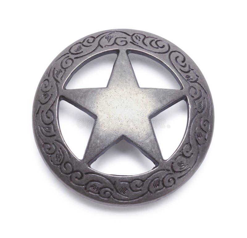 Gwiazdowy Concho zdjęcie stock