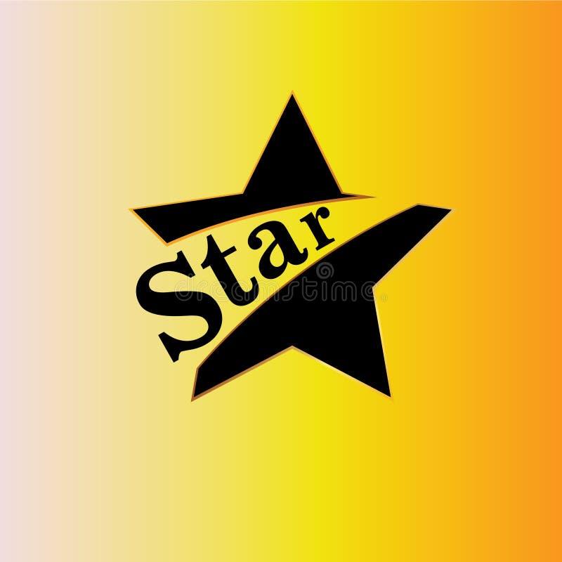 Gwiazdowy ikona wektor Ratingowy symbol dla sie? projekta - wektor ilustracja wektor