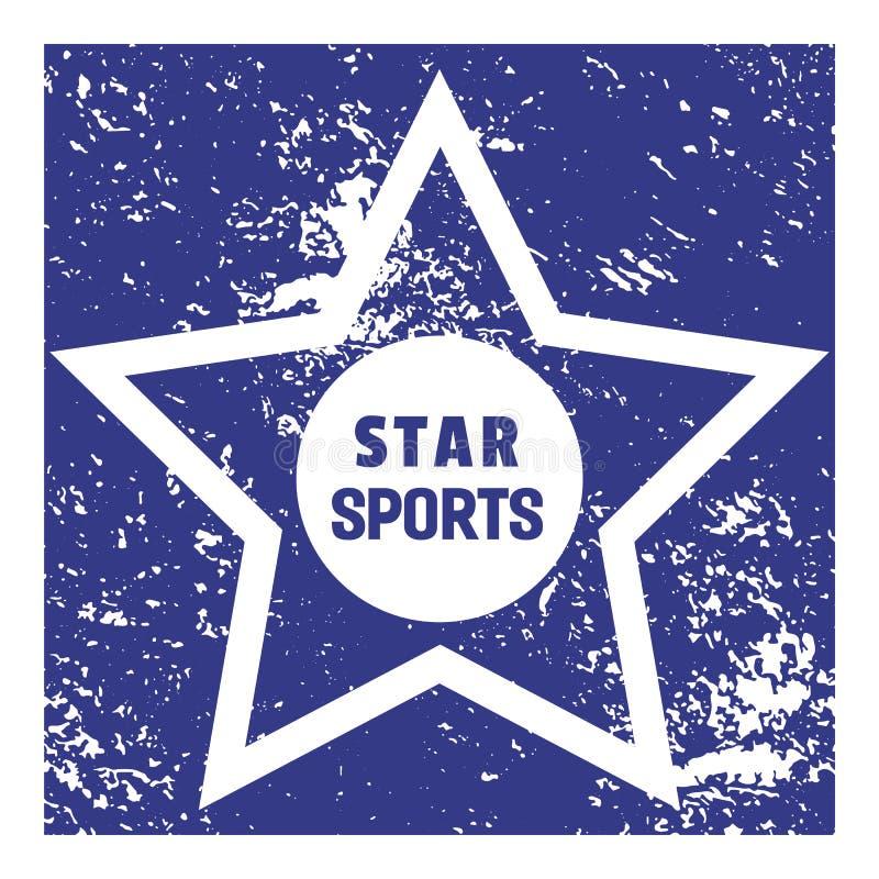 Gwiazdowy ikony pojęcie ilustracji