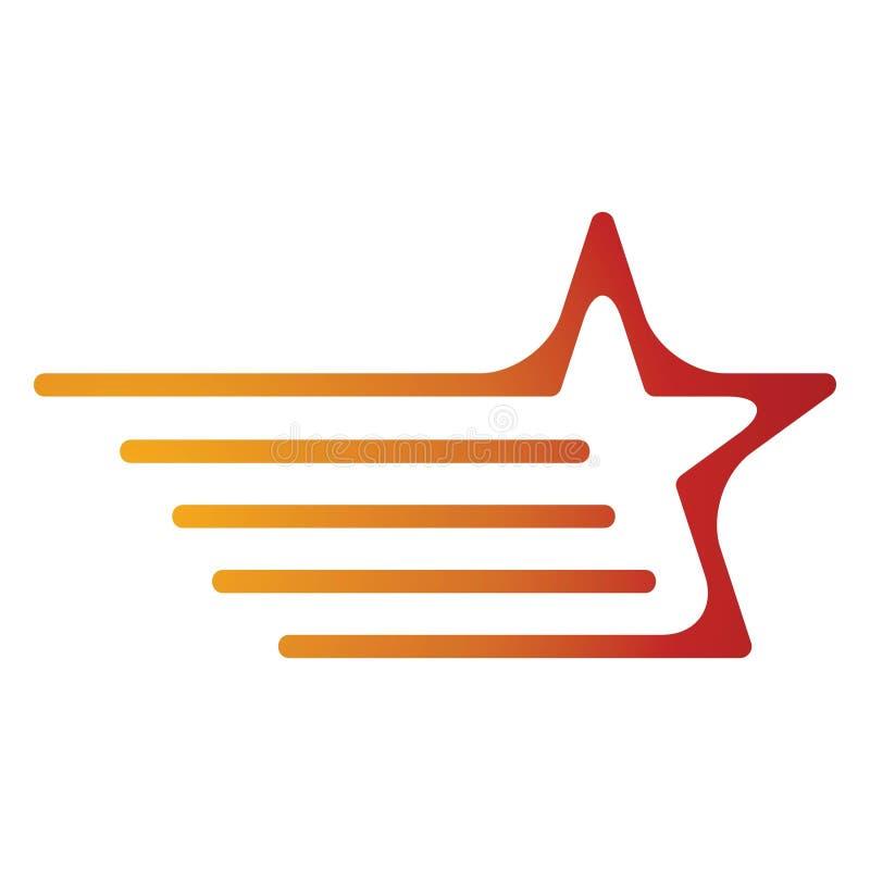 Gwiazdowy kolor zdjęcie royalty free