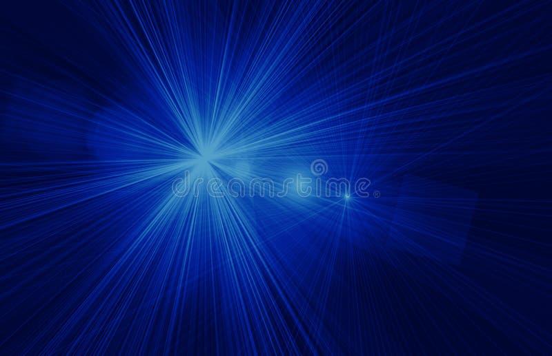 Gwiazdowy magiczny tło ilustracji