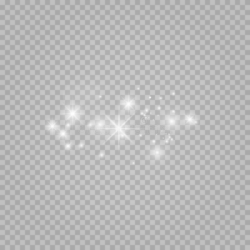 Gwiazdowy pył ilustracji