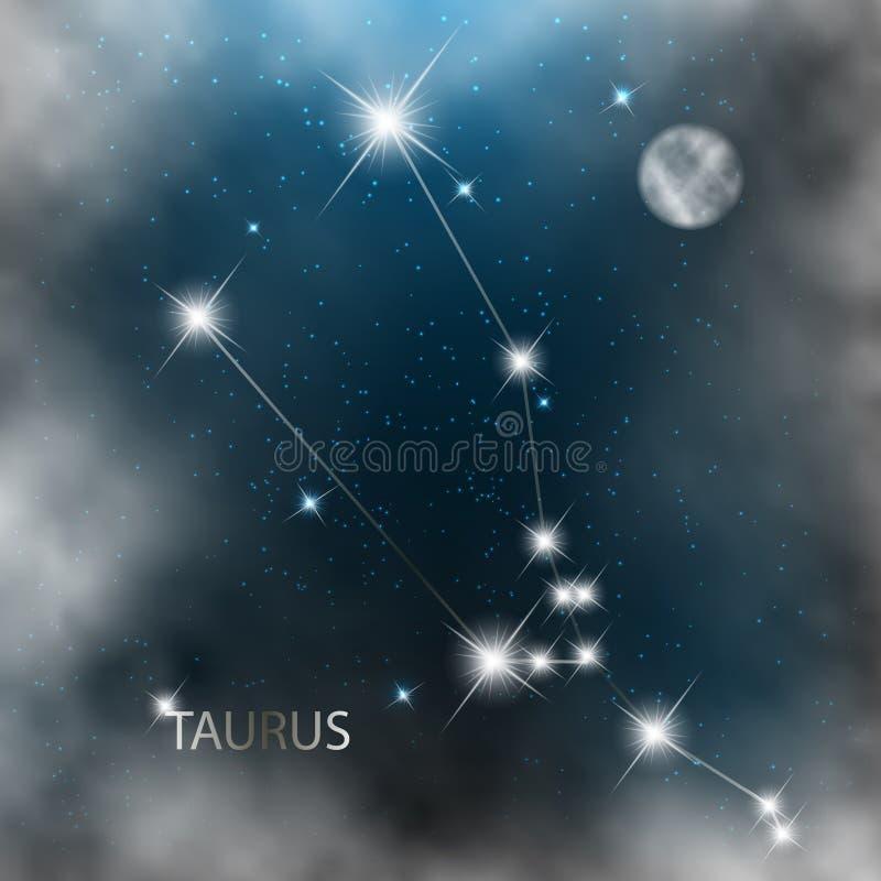 Download Gwiazdozbiór Szyldowe Jaskrawe Gwiazdy W Kosmosach Ilustracja Wektor - Ilustracja złożonej z tajemnica, horoskop: 28969809