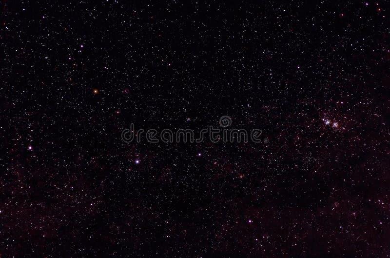 Gwiazdozbiory kasjop zdjęcia stock