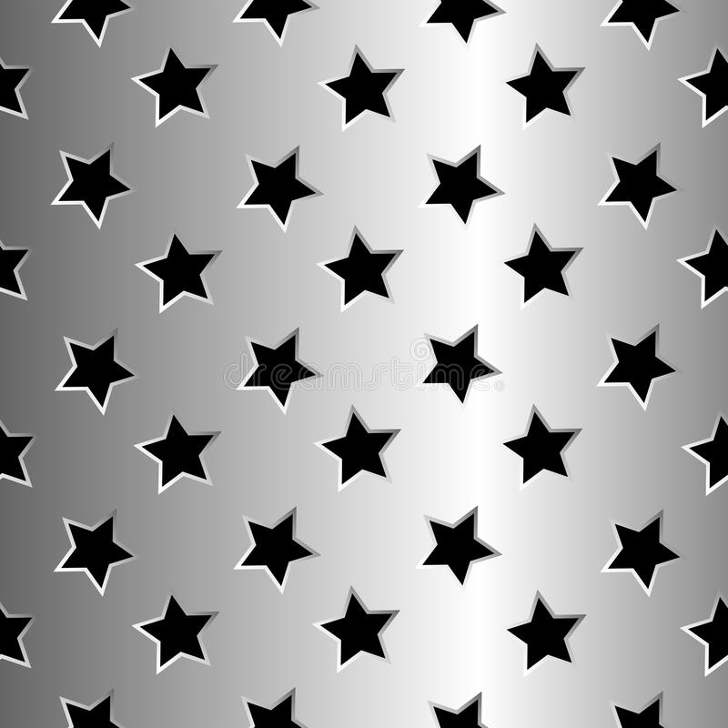 gwiazdy kruszcowa tekstura ilustracji