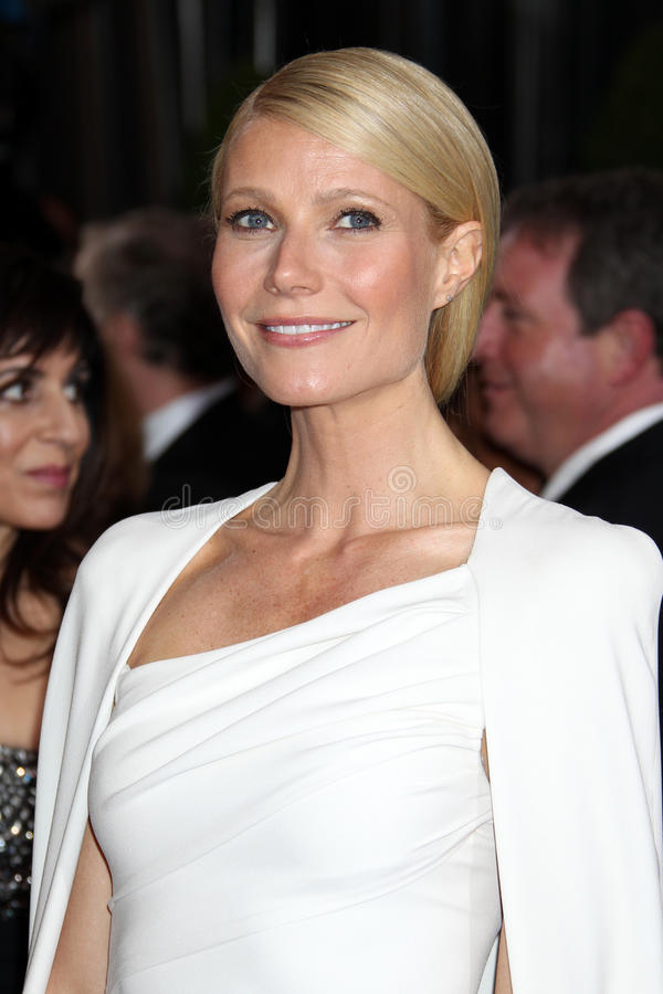 Gwyneth Paltrow fotografia de stock