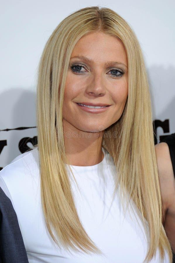 Gwyneth Paltrow royalty-vrije stock foto