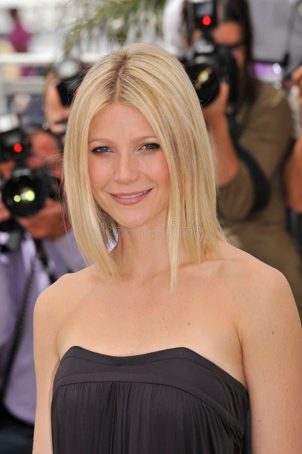 Gwyneth Paltrow, amoureux image stock