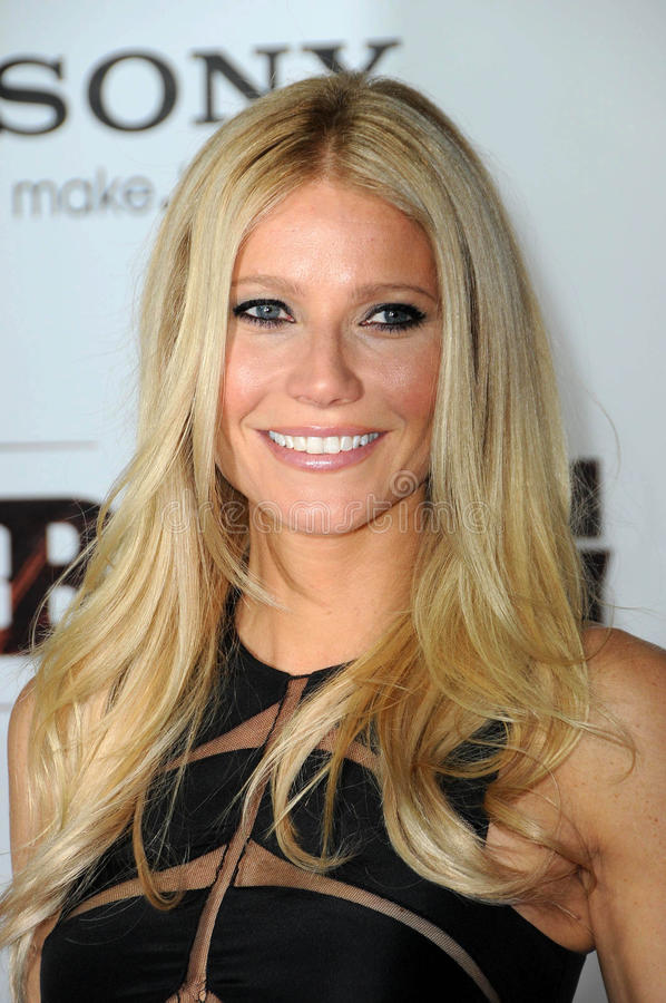 gwynethpaltrow royaltyfria foton
